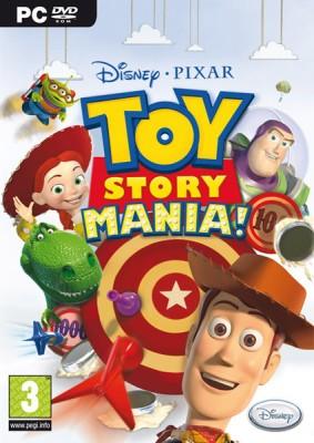 Buy Toy Story Mania: Av Media