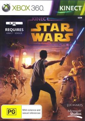 Buy Kinect Star Wars (Kinect Required): Av Media