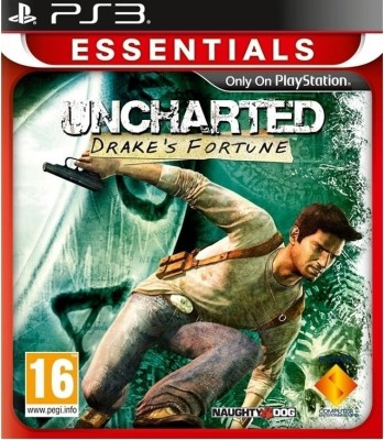 Buy Uncharted: Drake's Fortune [Essentials]: Av Media