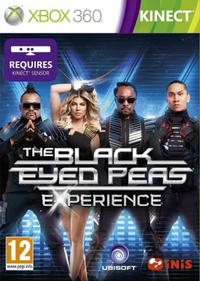 Buy The Black Eyed Peas Experience (Kinect Required): Av Media