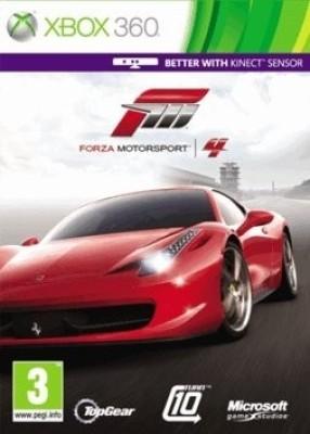 Buy Forza Motorsport 4 (Standard): Av Media