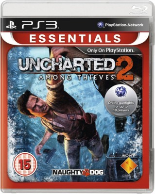 Buy Uncharted 2- Among Thieves: Av Media