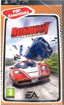 Buy Burnout : Legends: Av Media