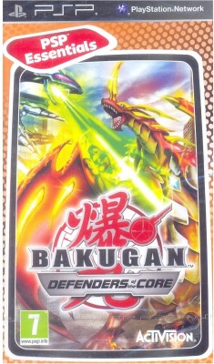 Buy Bakugan Battle Brawlers - Defender Of The Core: Av Media