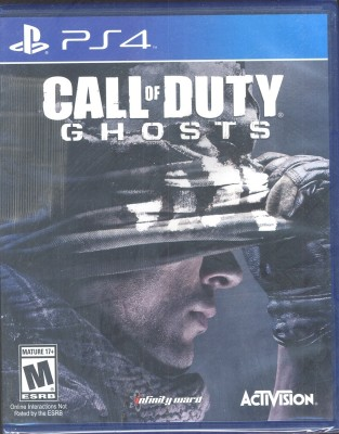 Call Of Duty: Ghosts(Games, PS4)