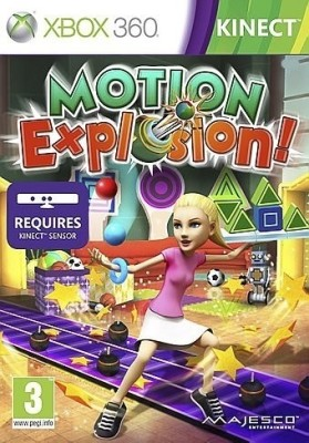 Buy Motion Explosion! (Kinect Required): Av Media