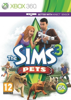 Buy The Sims 3: Pets (Special Edition): Av Media
