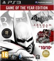 Batman: Arkham City (Game Of The Year Edition): Physical Game