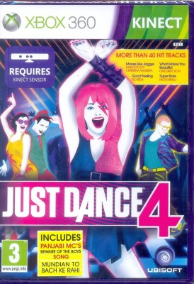 Buy Just Dance 4 (Kinect Required): Av Media