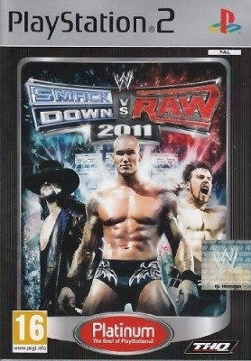 Buy WWE Smackdown Vs Raw 2011 ( Platinum ): Av Media