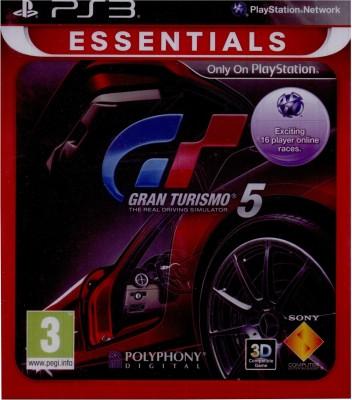 Buy Gran Turismo 5 (Standard): Av Media