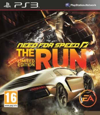 Buy Need For Speed: The Run (Limited Edition): Av Media