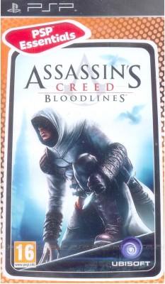 Buy Assassin's Creed : Bloodlines: Av Media
