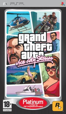 Buy Grand Theft Auto Vice City Stories: Av Media