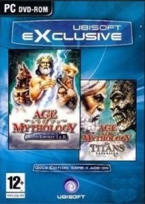 Buy Age Of Mythology Gold Edition (Gold Edition): Av Media