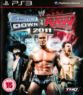 Buy WWE Smackdown Vs Raw 2011: Av Media