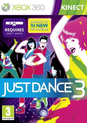 Buy Just Dance 3 (Kinect Required): Av Media