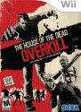 House Of The Dead : Overkill: Physical Game