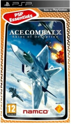 Buy Ace Combat X- Skies of Deception: Av Media