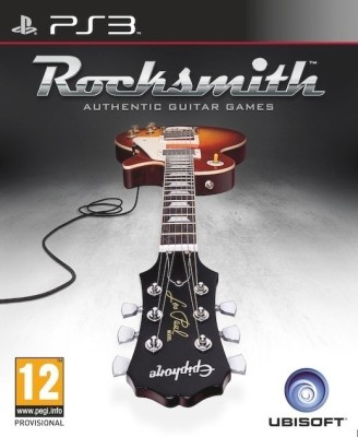 Buy Rocksmith: Authentic Guitar Games: Av Media