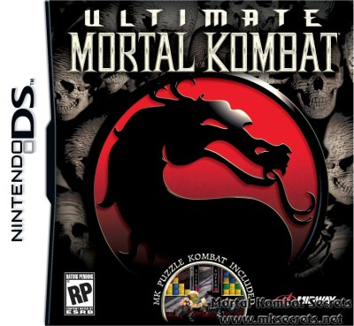 Buy Ultimate : Mortal Kombat: Av Media