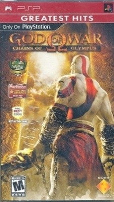 Buy God Of War : Chains Of Olympus: Av Media