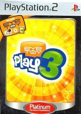 Buy EyeToy: Play 3 (With Camera): Av Media