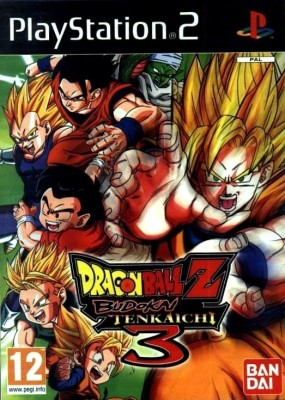 Buy Dragon Ball Z: Budokai Tenkaichi 3: Av Media