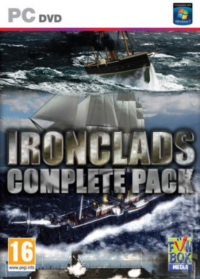Buy Iron Clads (Complete Pack): Av Media