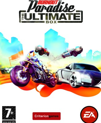 Buy Burnout : Paradise (The Ultimate Box): Av Media
