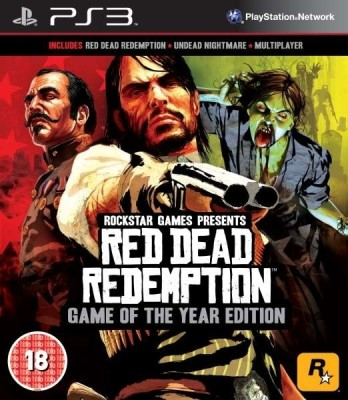 Buy Red Dead Redemption (Game Of The Year Edition): Av Media