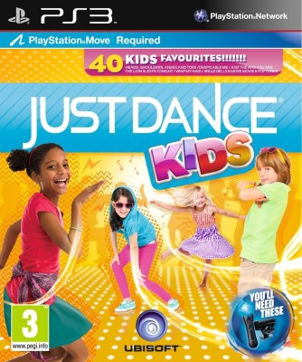 Buy Just Dance Kids (Move Required): Av Media