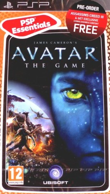 Buy James Cameron's Avatar: The Game: Av Media