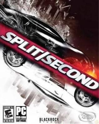 Buy Split Second: Av Media
