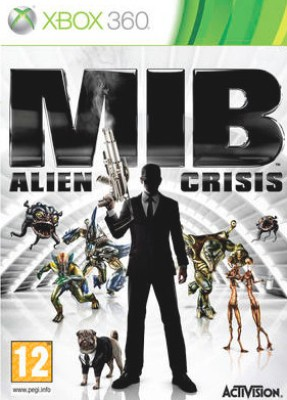 Buy Men In Black: Alien Crisis: Av Media