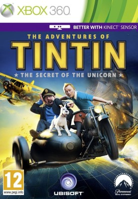 Buy The Adventures Of TinTin - Secret Of The Unicorn: Av Media