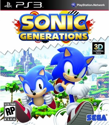 Buy Sonic : Generations: Av Media