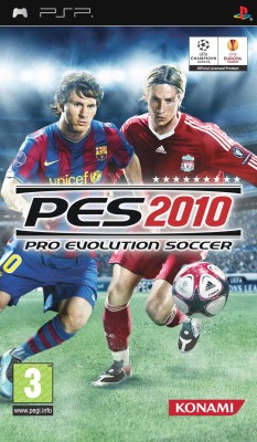 Buy Pro Evolution Soccer 2010: Av Media