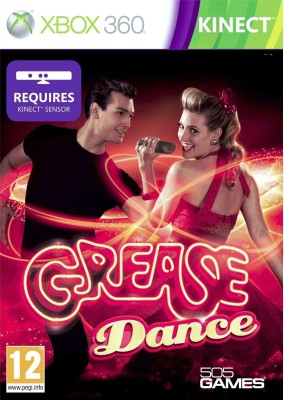 Buy Grease Dance (Kinect Required): Av Media