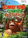 Donkey Kong Country Returns: Physical Game