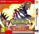 Pokemon Omega Ruby: Av Media