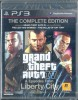 Grand Theft Auto IV & Episodes From Liberty City (Complete Edition): Av Media