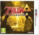 The Legend Of Zelda : A Link Between Worlds - Games, 3DS