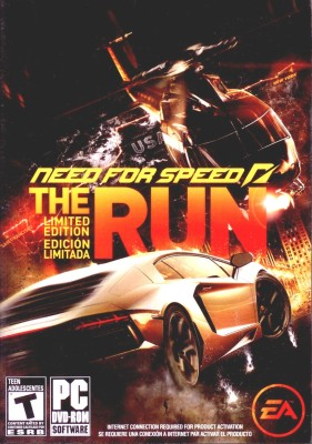 Buy Need For Speed: The Run (Limited Edition): Av Media