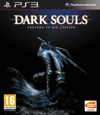 Buy Dark Souls (Game Of The Year Editon) (Prepare to Die Edition): Av Media