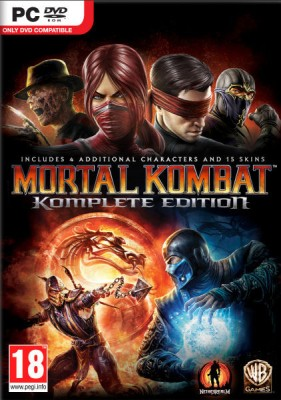Buy Mortal Kombat (Komplete Edition) (Komplete Edition): Av Media