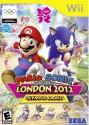 Mario & Sonic London 2012: Av Media