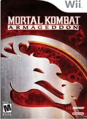 Buy Mortal Kombat : Armageddon: Av Media