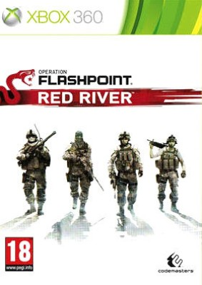Buy Operation Flashpoint : Red River: Av Media