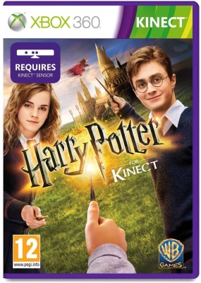 Buy Harry Potter For Kinect (Kinect Required): Av Media